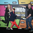 Spencer Grammer #IMDboat At San Diego Comic-Con 2019: Day Three
