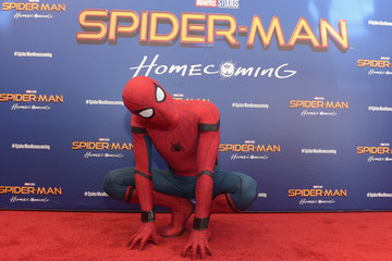 Spider-Man 'Spiderman: Homecoming' New York First Responders' Screening