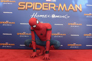 'Spiderman: Homecoming' New York First Responders' Screening