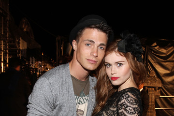 Who s Colton Haynes Bio Husband Wedding Net Worth Married Engaged Partner