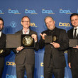 Spike Jonze 72nd Annual Directors Guild Of America Awards - Press Room