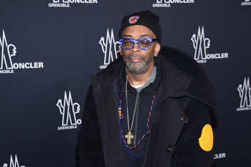 Spike Lee Moncler Grenoble - Backstage - February 2017 - New York Fashion Week