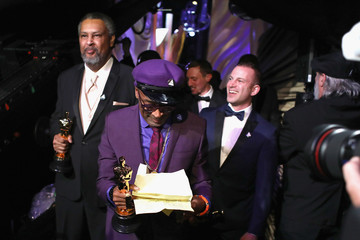 Spike Lee 91st Annual Academy Awards - Backstage