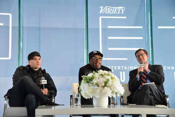Spike Lee Variety's Entertainment And Technology Summit NYC