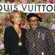 Spike Lee Louis Vuitton Dinner - The 74th Annual Cannes Film Festival