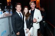 Anna Kendrick Adam DeVine Photos Photo