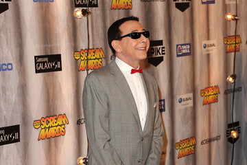 "Pee-Wee Herman Spike TV's ""SCREAM 2011"" - Arrivals"