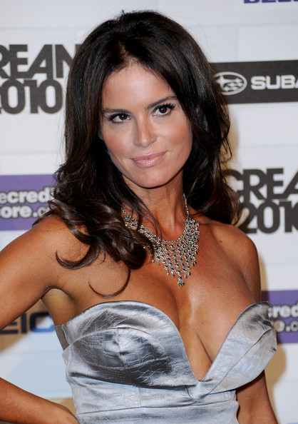 betsy russell in spike tv s scream 2010   arrivals 8 of 13