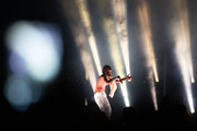 Childish Gambino performs on the Amphitheatre stage during Splendour In The Grass 2019 on July 20, 2019 in Byron Bay, Australia.