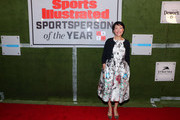Ann Curry attends the Sports Illustrated Sportsperson Of The Year 2019 at The Ziegfeld Ballroom on December 09, 2019 in New York City.