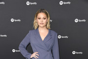 """Olivia Holt attends Spotify Hosts """"Best New Artist"""" Party at The Lot Studios on January 23, 2020 in Los Angeles, California."""