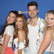 Luke Pell and Holly Allen