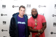 Mike Dean and Trae Tha Truth attend Spotify's RapCaviar Live in Houston at Revention Music Center on December 14, 2017 in Houston, Texas.