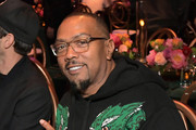 Timbaland attends Spotify's Secret Genius Awards hosted by NE-YO at The Theatre at Ace Hotel on November 16, 2018 in Los Angeles, California.