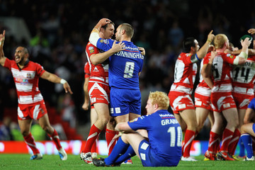 Keiron Cunningham St Helens v Wigan Warriors - Engage Super League Grand Final