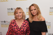 Kimberley Walsh with mother Diane attends the St John Ambulance's Everyday Heroes Awards, a star studded celebration of the nation's life savers, at Hilton Bankside on September 28, 2017 in London, England.