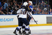 Alexander Steen and Kevin Shattenkirk Photos Photo