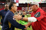 Jeff Fisher and Bruce Arians Photos Photo