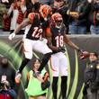 A.j. Green and Mohamed Sanu Photos