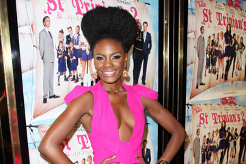 Shingia Shoniwa St Trinian's 2: The Legend Of Fritton's Gold - World Premiere