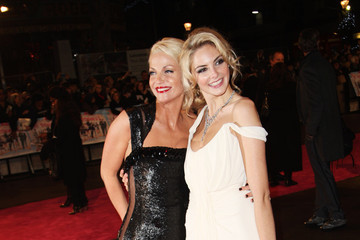Tasmin Egerton St Trinian's 2: The Legend Of Fritton's Gold - World Premiere