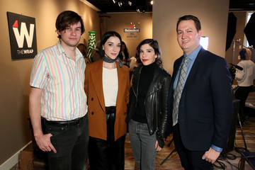 St. Vincent Heineken At TheWrap Studio At Sundance Film Festival – Day 3