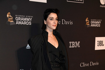 St. Vincent Pre-GRAMMY Gala And GRAMMY Salute To Industry Icons Honoring Clarence Avant – Arrivals