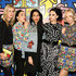 Mia Moretti Photos - Nicky Hilton Rothschild, Mia Moretti, Huma Abedin, Stacey Bendet and Margot attend the Launch Of Keith Haring x alice + olivia at Highline Stages on November 13, 2018 in New York City. - Stacey Bendet And Paris Jackson Celebrate The Launch Of Keith Haring x Alice + Olivia