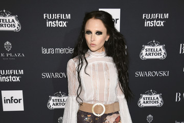 Stacey Bendet Harper's BAZAAR Celebrates 'ICONS By Carine Roitfeld' At The Plaza Hotel Presented By Infor, Laura Mercier, Stella Artois, FUJIFILM And SWAROVSKI - Red Carpet