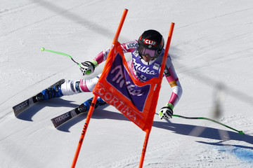 Stacey Cook Audi FIS Alpine Ski World Cup - Women's Downhill