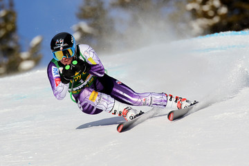 Stacey Cook Audi FIS Alpine Ski World Cup - Women's Super Giant Slalom