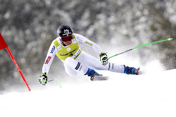 Stacey Cook Audi FIS Alpine Ski World Cup - Women's Combined