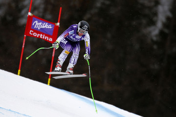 Stacey Cook Audi FIS Alpine Ski World Cup: Women's Downhill