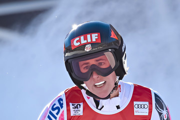 Stacey Cook Audi FIS Alpine Ski World Cup - Women's Super G