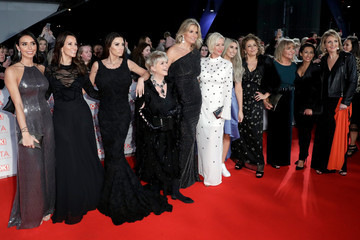 Stacey Soloman National Television Awards - Red Carpet Arrivals