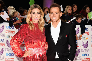 Stacey Solomon Pride Of Britain Awards 2018 - Red Carpet Arrivals