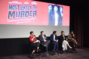 Stacey Wilson Hunt Vulture And Lionsgate Present Most Likely To Murder