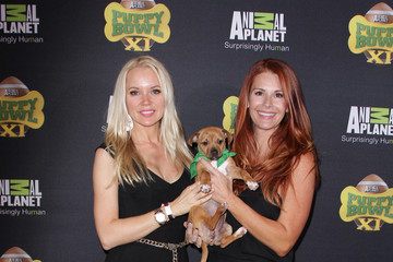 Stacy Fuson Animal Planet's Puppy Bowl Cafe