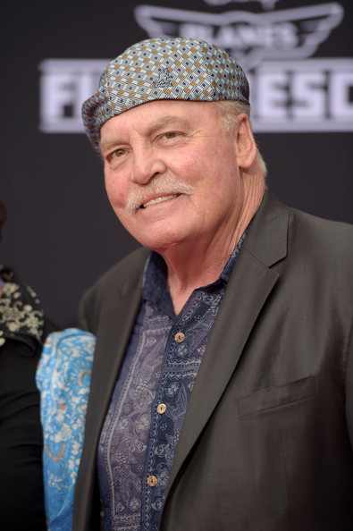 Stacy Keach Actor Stacy Keach attends the premiere of Disney's 'Plane...