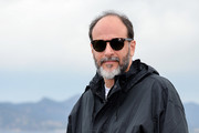"""Luca Guadagnino attends the """"The Staggering Girl"""" Photocall during the 72nd annual Cannes Film Festival on May 17, 2019 in Cannes, France."""