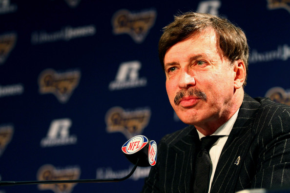 Stan Kroenke. Photo by Dilip Vishwanat/Getty Images