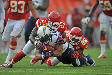 Stanford Routt San Diego Chargers v Kansas City Chiefs