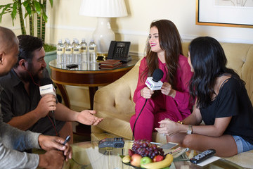 Stanley T Selena Gomez Talks With The Morning Mash Up on SiriusXM's SiriusXM Hits 1