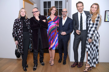 Stanley Tucci 'Final Portrait' New York Screening - After Party