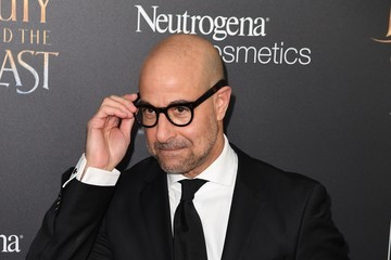 Stanley Tucci 'Beauty And The Beast' New York Screening
