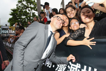 Stanley Tucci 'Transformers: Age of Extinction' Screening in Hong Kong