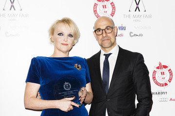 Stanley Tucci The London Critics' Circle Film Awards Winners Room