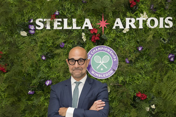 Stanley Tucci A Day At The Championships With Official Beer Of The Tournament - Stella Artois