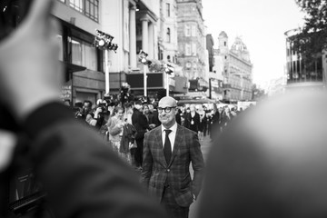 Stanley Tucci Alternative View -  62nd BFI London Film Festival