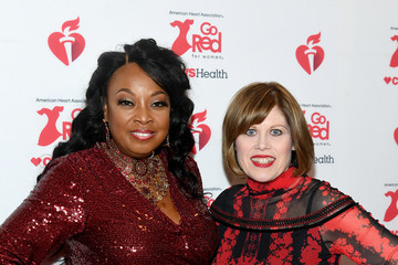 Star Jones Nancy Brown The American Heart Association's Go Red For Women Red Dress Collection 2020 - Arrivals & Front Row